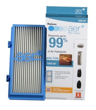 Picture of Holmes HAPF30ATCS (A Filter) aer1™ Total Air with Dust Elimination