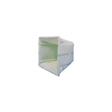 Picture of 24X24X20 Tri-Dek 3 Ply Cube industrial commercial Filter