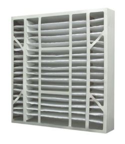 "Picture of Rheem Protech 54-25051-13 Replacement Media Filter by Magnet (20x20x5"")"
