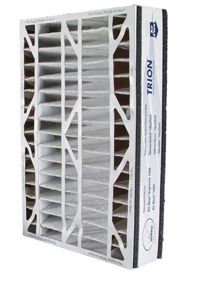 "Picture of Skuttle DB-25-16 MERV 11 Replacement Filter by Trion (16x25x5"")"