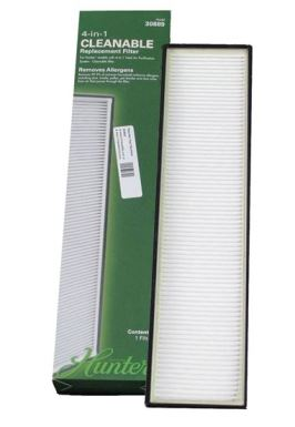 Picture of Hunter OEM 4-in-1 Cleanable Replacement Filter