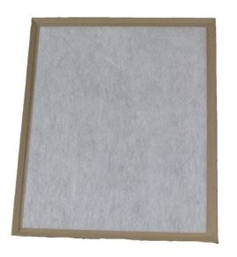 Picture of Purolator and Indigo Throw-away FilterPoly-filber with frame20x24x1Case of 12