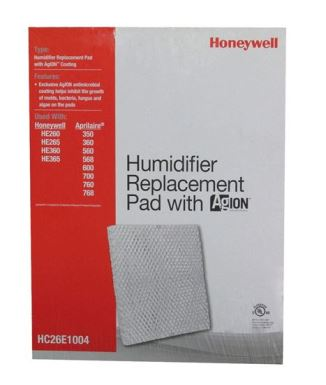 Picture of Honeywell HC26E-1004 OEM Replacement Humidifier Pad