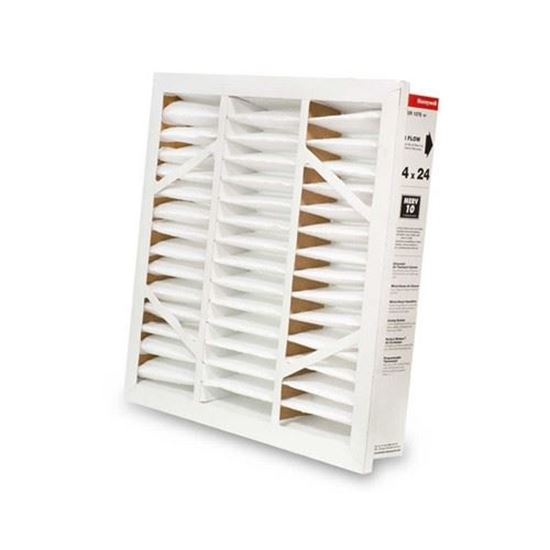 "Picture of Bryant Carrier FILXXRGF2424 Return Grill Filter 24x24x3"" (MERV 10) by Honeywell"