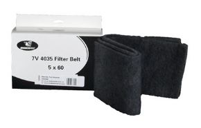 "Picture of Bemis Essick Air 4035 OEM 5"" Humidifier Belt Filter"