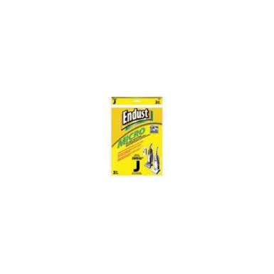 "Picture of Eureka Upright style ""J"" Endust Microfiltration Vacuum Bags (3 pack)"