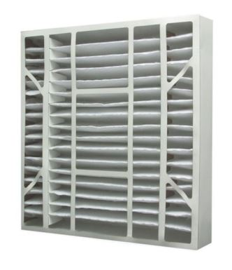 Picture of Best Air Pro Pleated Filter 20x24x4MERV 8 (2002.042024)20x24x4 (6) Per Carton