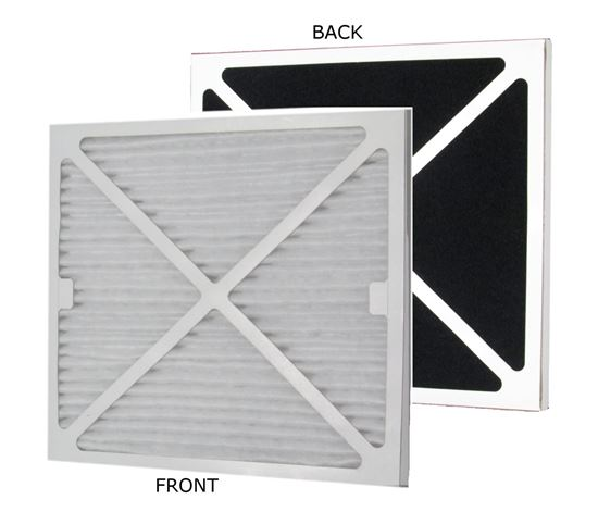 Picture of Magnet Replacement Air Cleaner Filter Compatible with Hunter 30900