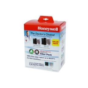 Picture of Honeywell HRF-ARVP True HEPA Filter Value Combo Pack