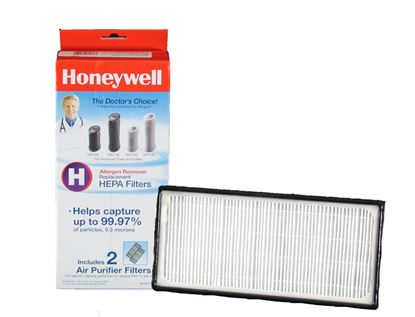 Picture of Honeywell HRF-H2 True HEPA Filter (2 Pack)