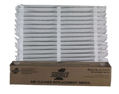 Picture of Source 1 313 Whole House MERV 13 Replacement Air Filter