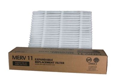 Picture of Lennox OEM X8304 Expandable Filter Kit - 20x25x5