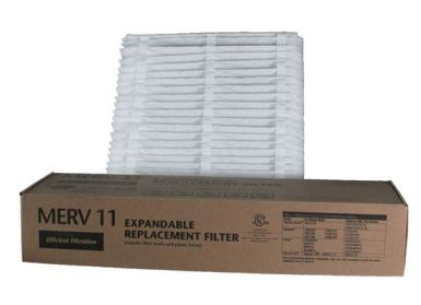 Picture of Lennox GENUINE X8309 Expandable Replacement Filter - 16x25x5, 2 Pack Special
