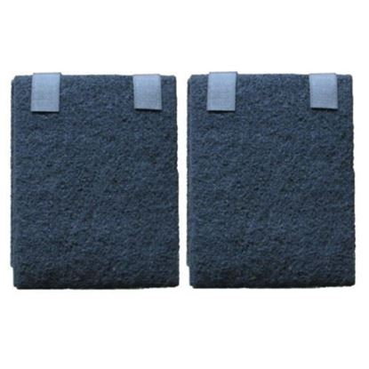 Picture of Duracraft ACA-5010 Replacement Carbon Pre-Filter by Magnet (2 Pack)