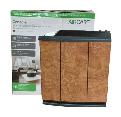 Picture of AIRCARE H12400HB 5.4 Gallon Evaporative Humidifier Console