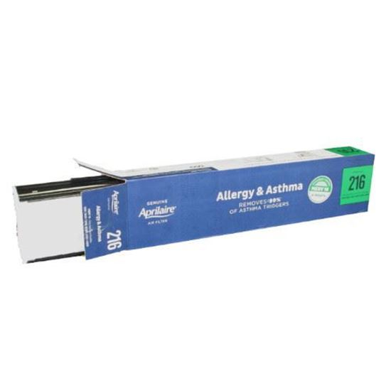 Picture of Aprilaire 216 MERV 16 Replacement Filter for Allergy and Asthma